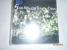 5 Years Rotterdam Terror Corps-The Remixes Vol 2 12 inch maxi single