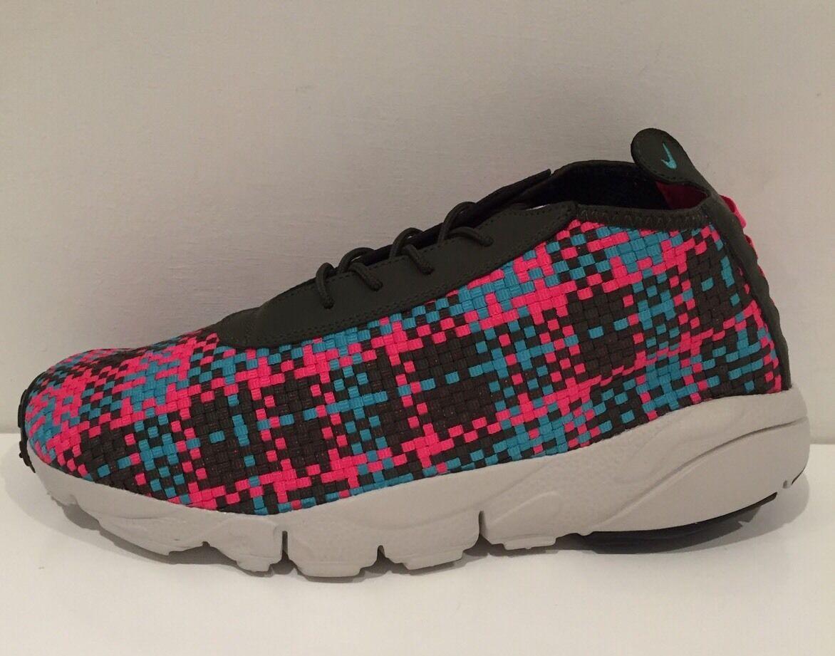 new style 67403 7e807 Nike air footscape deserto deserto deserto chukka 8 (uk) bnib    Raccomandazione popolare   Gentiluomo Signora Scarpa 4c8de5