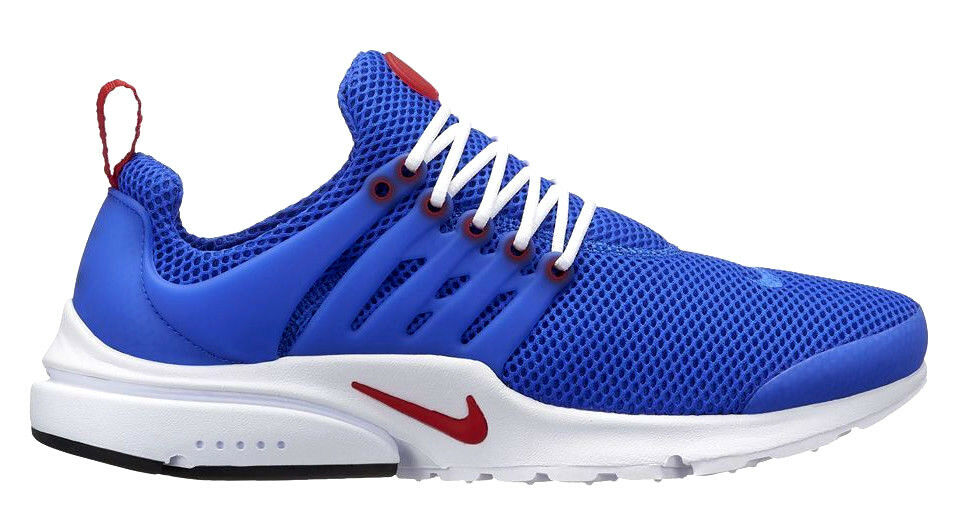NIKE AIR PRESTO ESSENTIAL SHOES RACER blueE SIZE 9 BRAND NEW (848187-408)