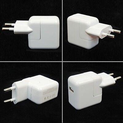 2A EU Plug USB Travel Charger Adapter For iPad Air iPad Mini 2 W/ Retina Display