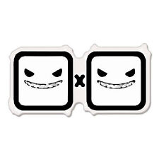 "Cube X Cube car bumper sticker decal 6"" x 3"""