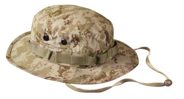 Buy Rothco Boonie Hat 5829 Desert Digital Camo 7.75 online  d8505ec3873