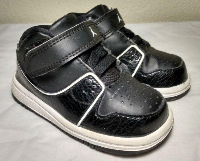 Nike Jordan 1 Flight 2 Low BT Toddler Boys Basketball Shoes SNEAKERS Sz 6c