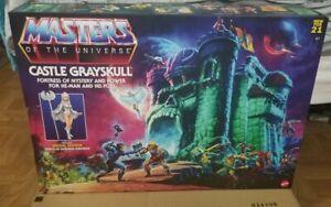 He-Man Masters Of The Universe Origins MOTU Castle Grayskull Playset & Sorceress