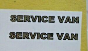 Service-Van-Gold-waterslide