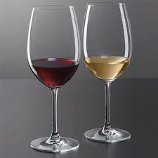 Riedel Glassworks Set of 8 Crystal Wine Glasses Glassware Tableware NEW