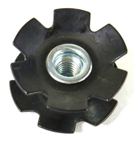 """Headset Star Nut Insert Starnut 1-1//8/"""" 28.6mm O.D Threadless Fork Steerers"""