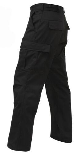 Longueur Militaire Tailles Divers Style Pantalon Rothco 7971 Noir Cargo Et Bdu 5nUqxO8Y