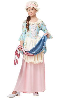 Patriotic Betsy Ross Child Costume