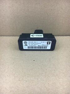 VW-Touareg-7P-ESP-mehrere-Sensor-Steuergeraet-Modul-7P0907652C