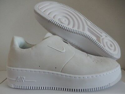 sports shoes d9507 9493f 12 Women's Nike Air Force 1 Af1 Sage XX off White Ao1215 Casual 2018 Upstep