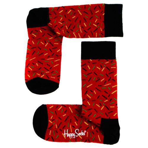 Happy Socks  x 3 Pack Socks Musical Gift Box 3.5-6.5