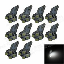 100X Car Ultra White 4 LED 1210 SMD T10 W5W Bulb Wedge PCB Light Bulb Lamp A021