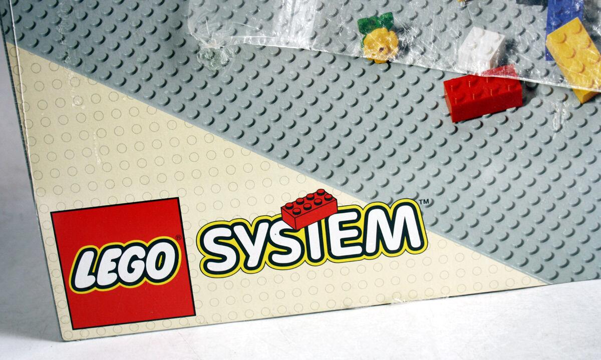 RARE VINTAGE 1996 LEGO SYSTEM 628 BUILDING BUILDING BUILDING BASE BASEPLATE 15 x15  NEW SEALED   5eada4