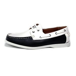 Mens Formal Smart Casual Lace Up Boat