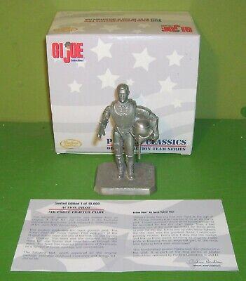 1985 GI Joe OPERATION FREEDOM insert original figure set mail away JTC P380B