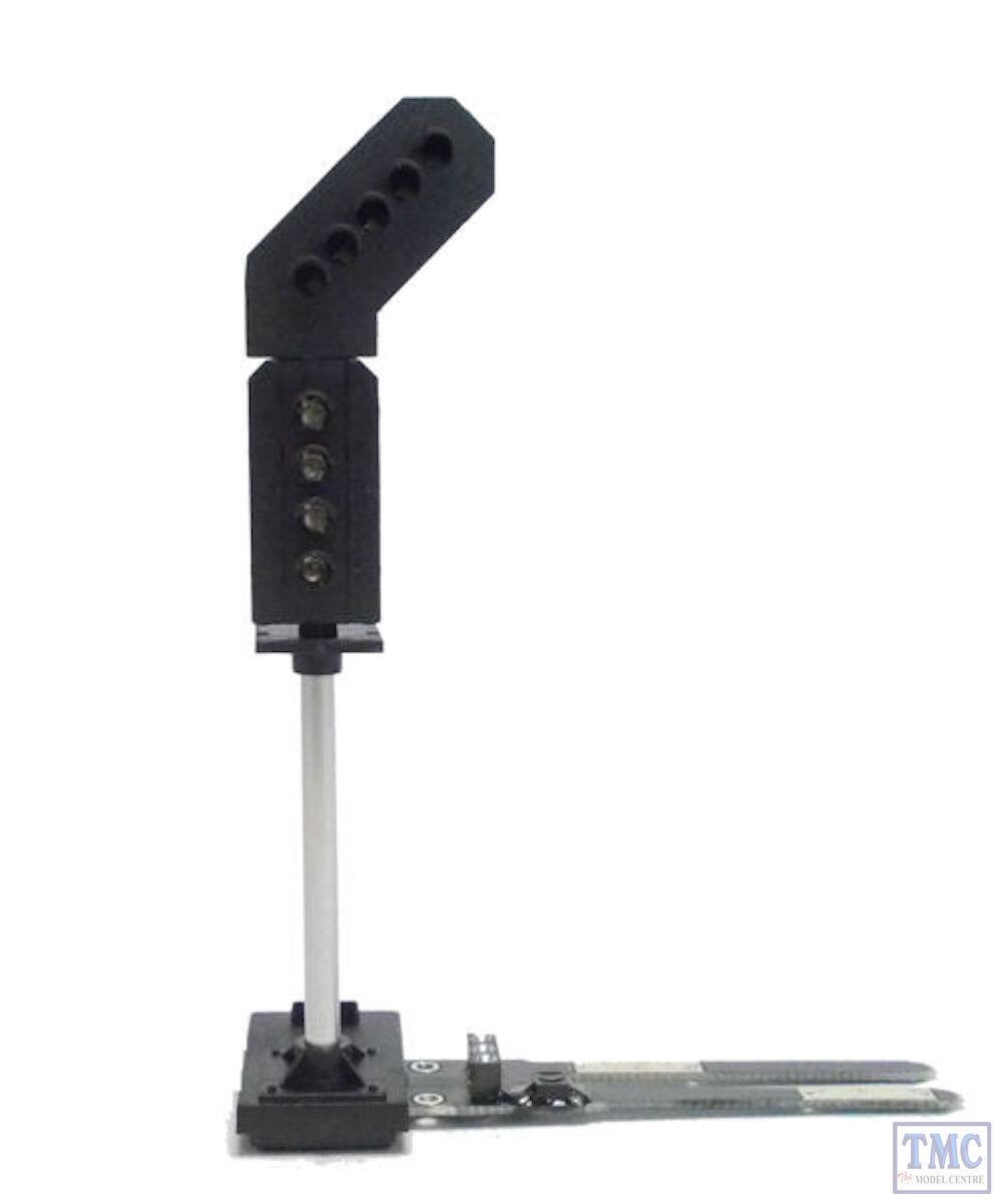 la mejor oferta de tienda online TTSS5R Train Tech OO Sensor Sensor Sensor Signal (RH Feather) - 4 Aspect Outer Distant  envío rápido en todo el mundo