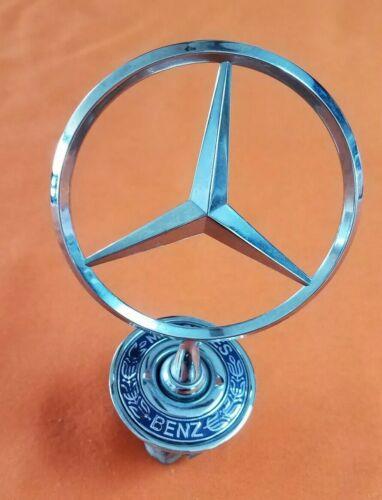 MERCEDES BENZ HOOD ORNAMENT STAR EMBLEM C280 C230 CLK320 320E E420 S430 S500 OEM