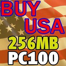 256MB 256 PC100 Dell Latitude CS R CPx CSx Memory Ram