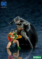KOTOBUKIYA BATMAN AND ROBIN ART FX+ STATUE , TWO PACK, BRAND NEW IN STOCK