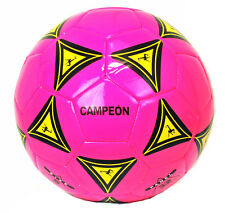 Pink Yellow Soccer Ball Futbol Football Fifa World Cup Size 5 Official NEW