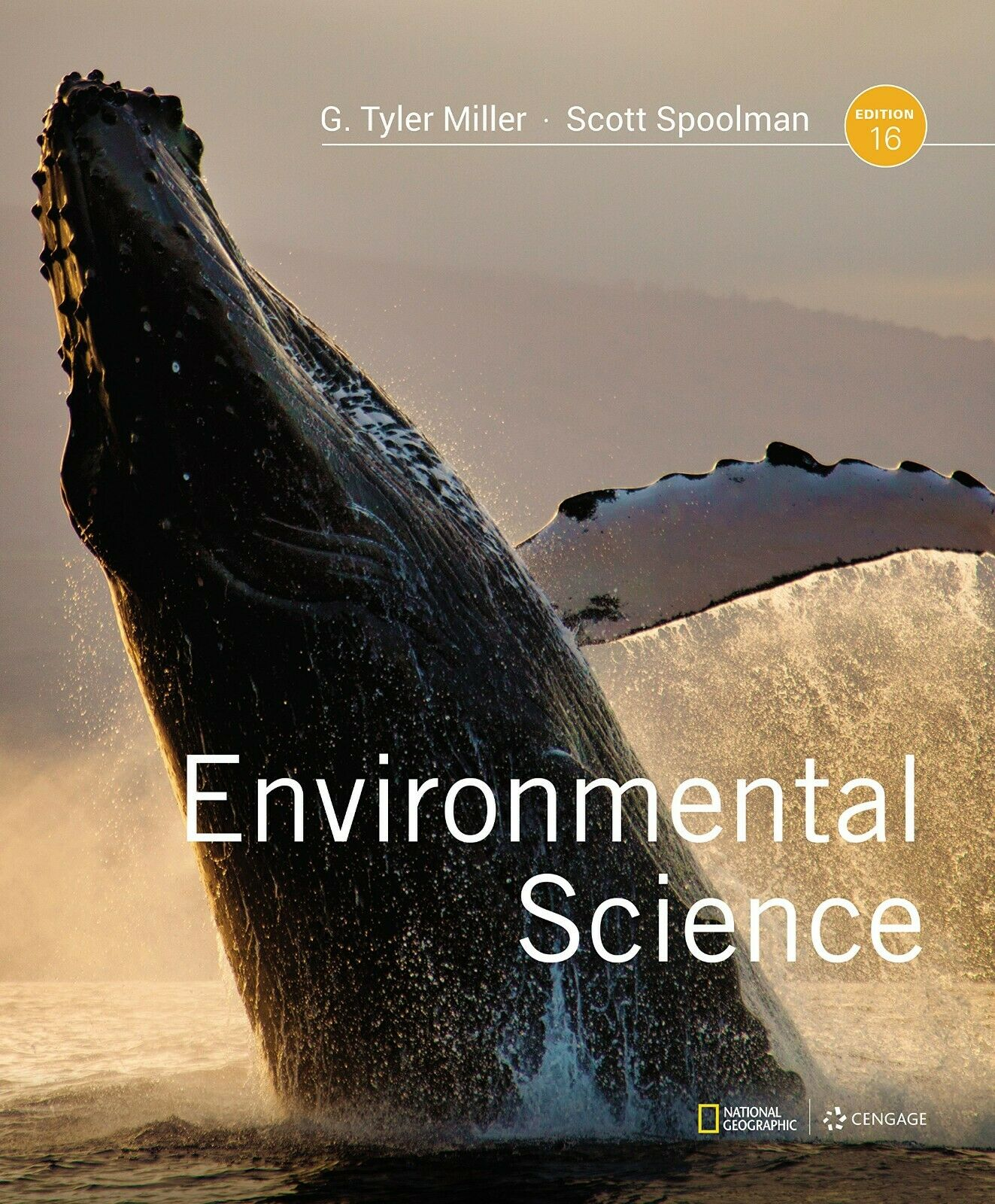 Environmental Science, 16th Edition Book 2