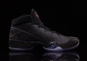 separation shoes d6c57 d56f4 Image is loading Nike-Air-Jordan-30-XXX-Black-Cat-Size-
