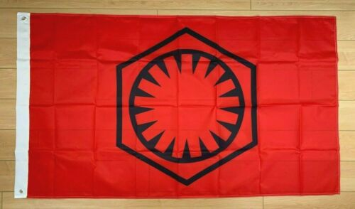 First Order Star Wars 3x5 ft Flag Banner