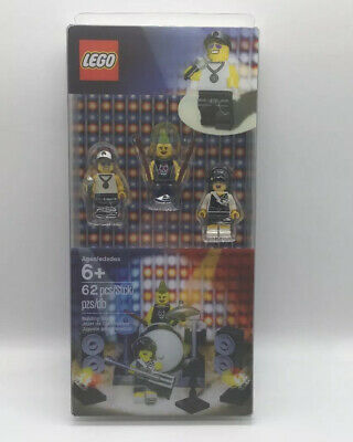 LEGO Rock Band Minifigure Accessory Set 850486 new