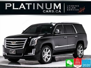 2016 Cadillac Escalade Luxury Collection,4WD,7PASSENGER,NAVI,CAM,HEATED