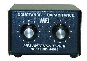 mfj 16010 antenna tuner 1 8 30mhz manual 650619002812 ebay rh ebay com Random Wire Antenna Tuner Schematic mfj 16010 saint manual