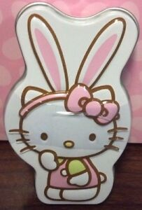 b6ee853b0 Hello Kitty Sweet Speckled Candy Eggs 1.2 oz 34g Tin New ...