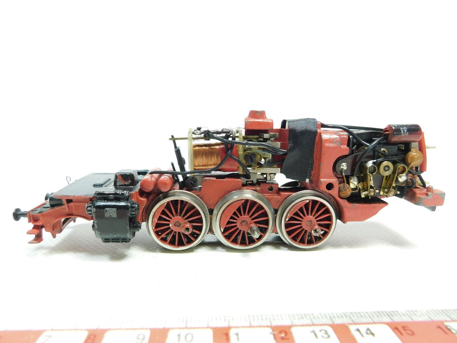 BE634-1Märklin H0 AC Fahrwerk für 3005 Dampflok DA 800 23 014 DB