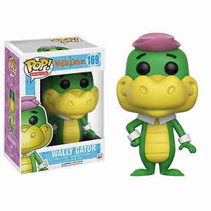 Funko-Hanna-Barbera-POP-Wally-Gator-Vinyl-Figure-NEW-Toys-Cartoon-Collectibles