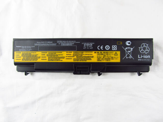 6C Battery for IBM Lenovo Thinkpad E50 T410 T420 T510 T520 W510 W520 SL410 SL510