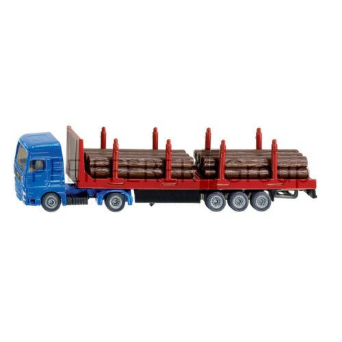 Siku Kleinmodelle 1:87 Holz-Transport-LKW