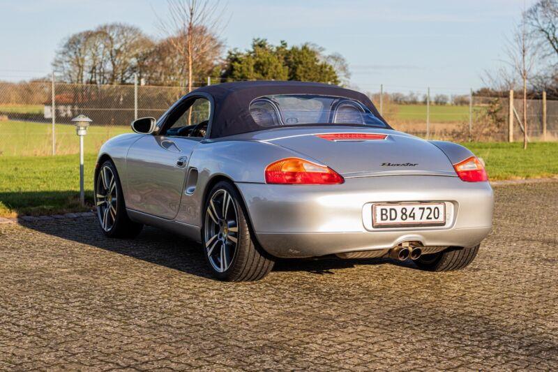 Porsche Boxster Tiptr. - 12
