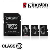 Kingston Micro SD Card 16GB 32GB 64GB 128GB TF Class 10 Android Nintendo Samsung