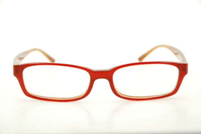 Authentic CHANEL 3013 C.583 Red/brown 53mm Frames Eyeglasses RX ...