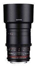 Samyang VDSLR II 135mm T2.2 ED UMC Telephoto Cine Lens for Canon EF - SYDS135M-C