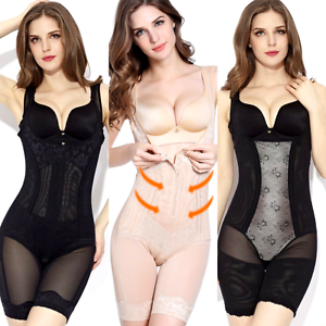 e5c6cfd763 Ladies All In One Piece Full Body Shaper Plus Size Shapewear ...
