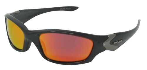 River Sunglasses Polarized Red Mirror Cat-3 UV400 Lenses