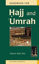 Handbook for Hajj and Umrah English and Arabic Edition