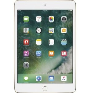 Apple-iPad-Mini-4-Wifi-128GB-Retina-7-9-039-039-MK9Q2-NEU-Gold