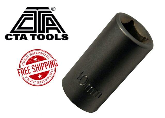 CTA2048 Square Female Socket 4 Point 10mm 3//8 Drive