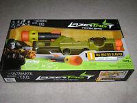 Tiger Electronics Lazer Tag Team Ops 1 Tag Master Blaster...sealednew