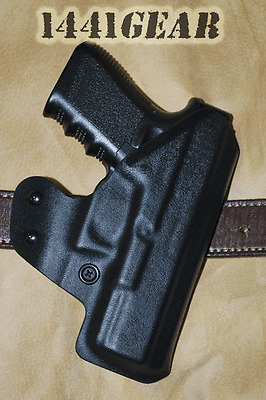 The Curve OWB Carbon Fiber Kydex Holster for Most CZ USA Models by 1441 Gear