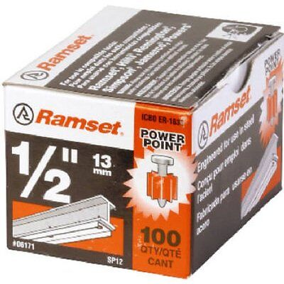 100-Pack YNW1043 ITW BRANDS 00774 .300x1-1//2-Inch Drive Pin
