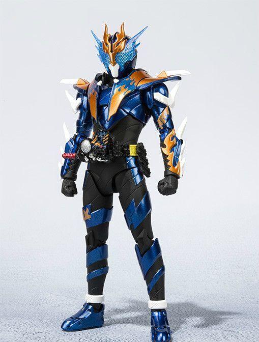S.H.Figuarts Mascherato Kamen Rider Costruzione Rider Cross-Z Azione Statuetta