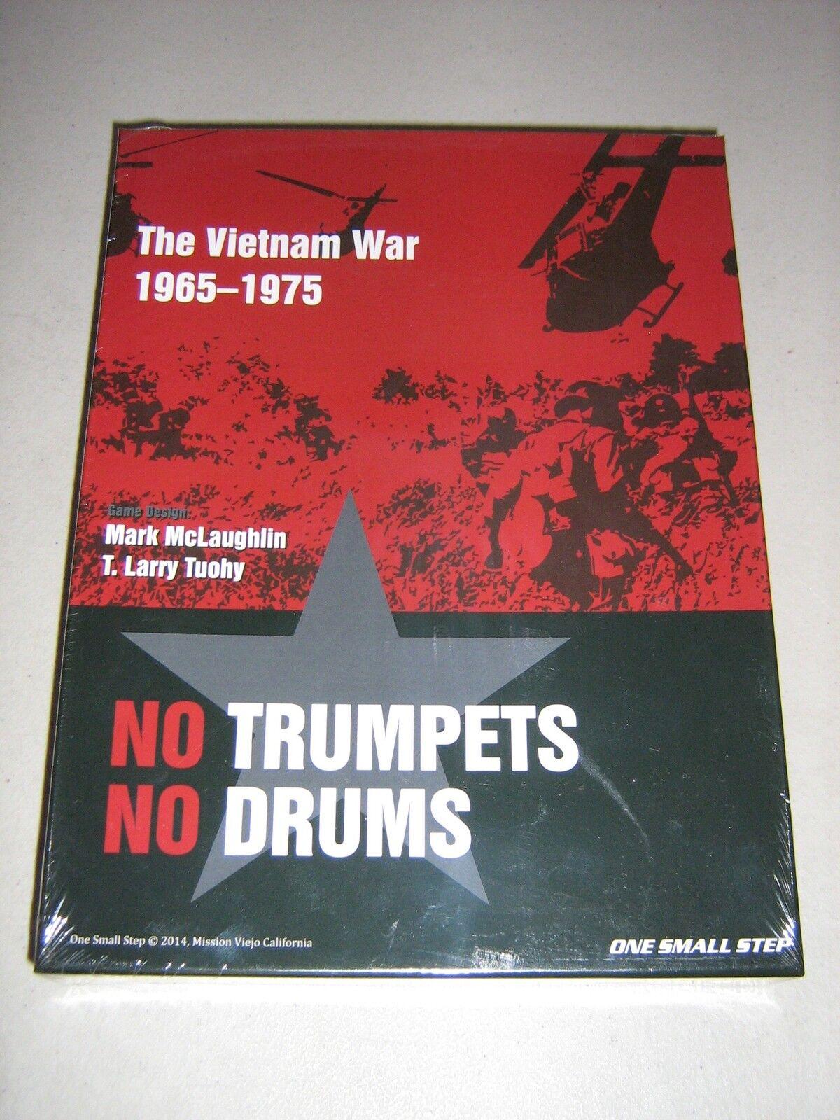 Keine trompeten keine trommeln  der vietnam - krieg 1965-1975 (neu)